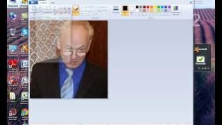 Как изменить размер фото с помощью программы Paint