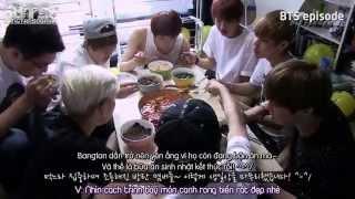[BangTanSodamn][Vietsub] [Episode] 1st BTS Birthday Party (Jin chef of BTS)