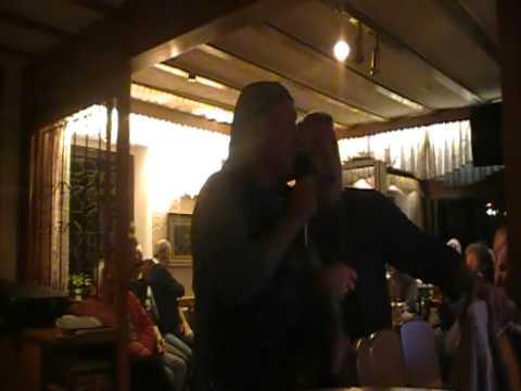 Henk Hans karaoke