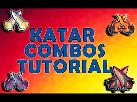 Brawlhalla Katars Combos guide - Basic combos - Tutorial
