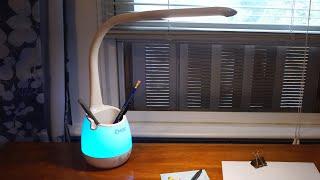 LMTIC Pen Holder LED Desk Light Review