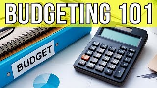 HOW TO BUDGET MONEY | Tips & Speadsheet