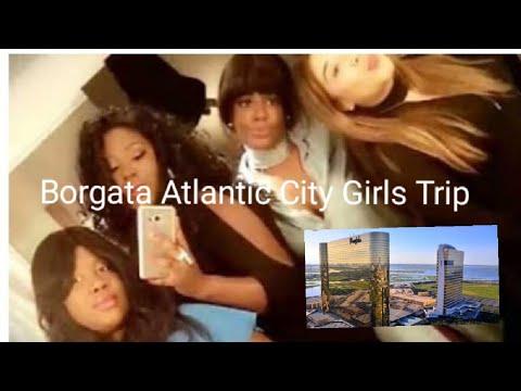 VLOG 4: ATLANTIC CITY & BORGATA CASINO & SPA