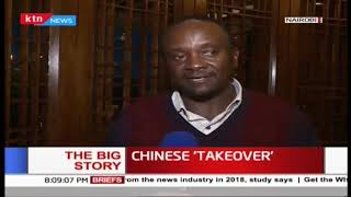 Chinese \'Takeover\': Traders decry unfair competition | The Big story | Part 1