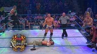 Xplosion Match: BroMans vs. the Menagerie