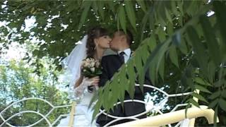 Свадьба Прогулка Лиски Воронеж 2012
