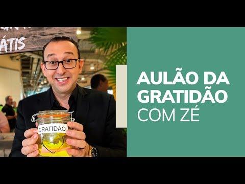 Aulão da Gratidão no Programa da Globo:
