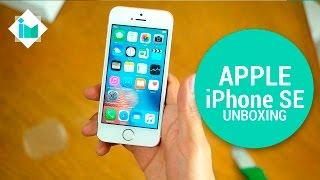 Apple iPhone SE - Unboxing en español