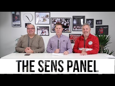 After surprisingly good start, Sens heading out on the road | THE SENS PANEL, Oct. 24, 2018