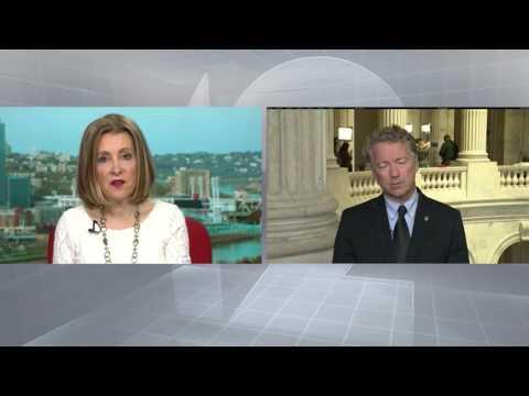 FULL INTERVIEW: KY Senator Rand Paul on firing of James Comey
