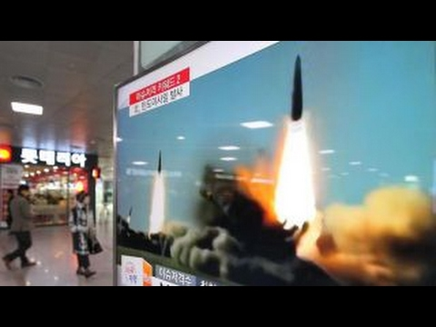 Tensions escalating on the Korean peninsula