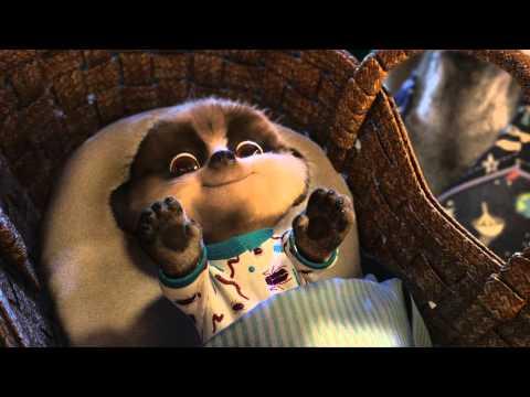 Compare the Meerkat -- Sergei and I find Baby Oleg meerpup on doorstep