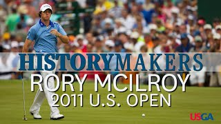 Rory McIlroy Sets U.S. Open Scoring Record in 2011: History Makers