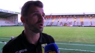 Ivan Leko na Antwerp FC - STVV