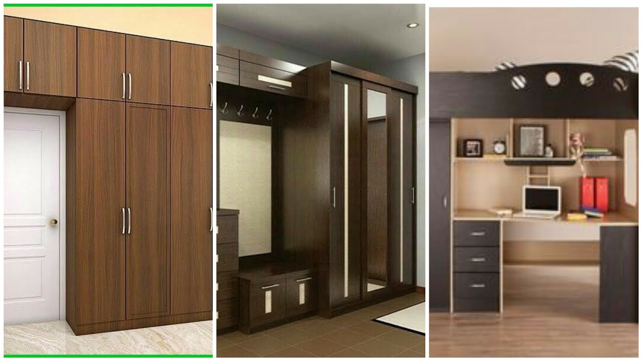 Very Stylish and #Useful Room Cabinet #Designs/Wardrobe #Designs/Wall  Cabinet Design #Ideas
