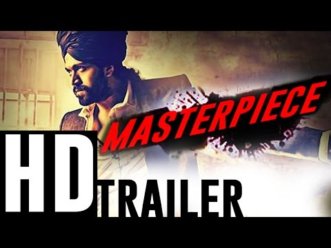 Masterpiece OFFICIAL Trailer Dubbed In Hindi (Full HD)