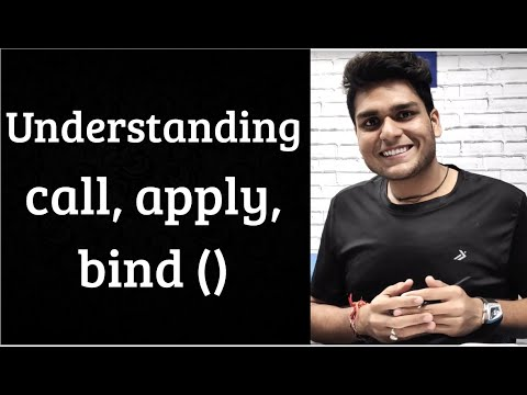 call, apply and bind method in JavaScript