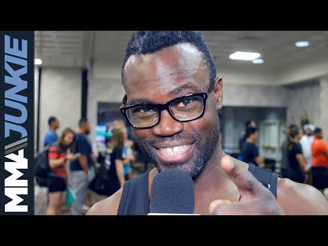 UFC 226's Uriah Hall updates on health, upcoming bout