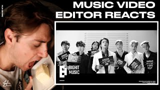 Video Editor Reacts to BTS (방탄소년단) 'Butter' Official MV