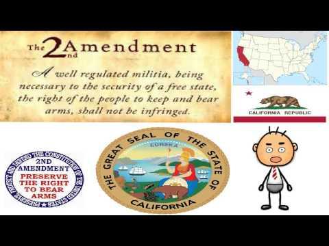 California gun laws 2014