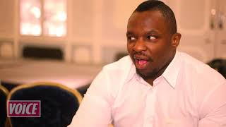 Dillian Whyte ready to smash Parker to bits