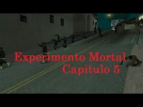 Experimento Mortal- Cap 5-GTA SA Loquendo