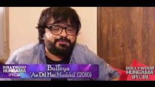Bulleya- Unplugged by Pritam || Ae Dil Hai Mushkil ||Exclusive