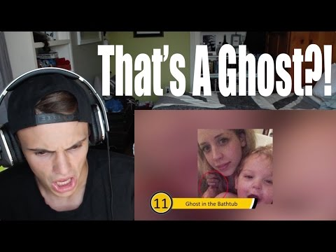 HALLOWEEN SPECIAL: 16 Scary Things Hidden In Pictures REACTION