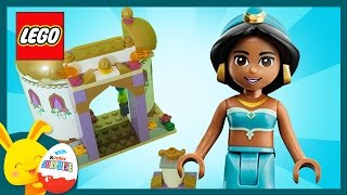 LEGO princesse Disney - JASMINE - Aladin - Jouets pour enfants - Touni Toys