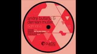 Andre Butano & Demian Muller - Samara (Jay Bliss Remix) (CYC10)