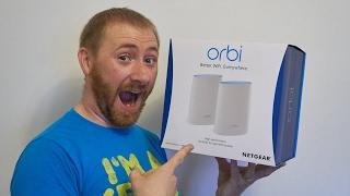 Netgear Orbi Whole Home WiFi Review
