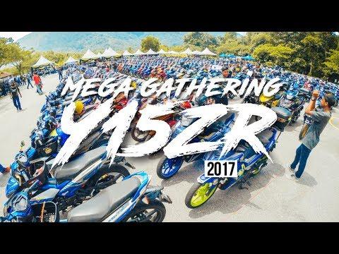 Mega Gathering Y15ZR Malaysia 2017 (HD Video)