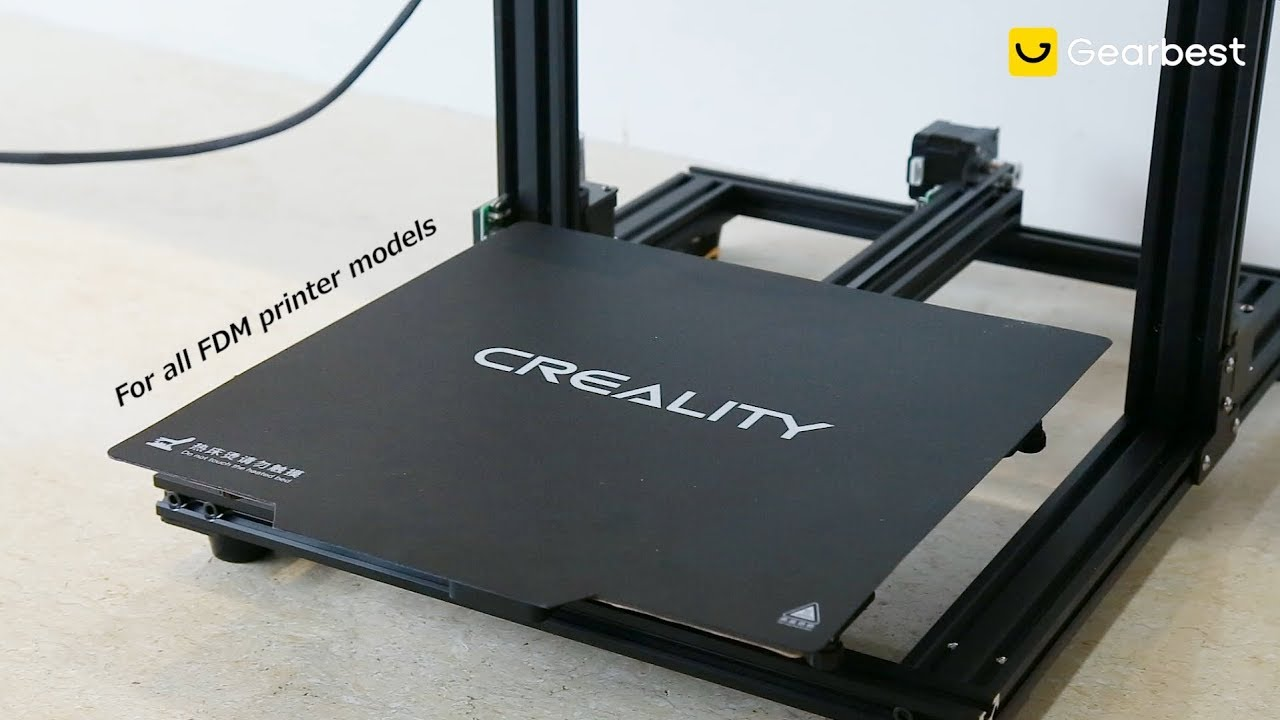 Creality 3D Ultra-Flexible Removable Magnetic Surface for CR-10S Pro 3D Printer