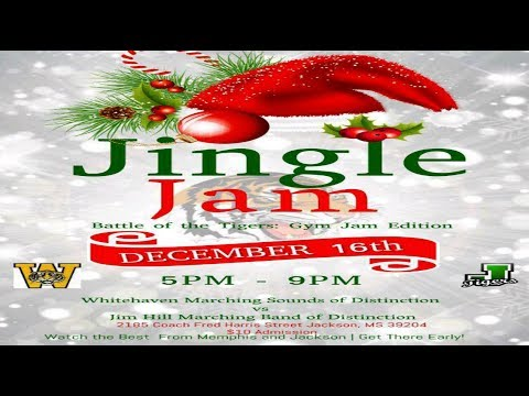 Jim Hill Vs Whitehaven - Jingle Jam Showdown - FULL EVENT - 2017 |4K|