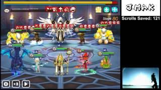 summoners war toa 80 hard artamiel pre nerf