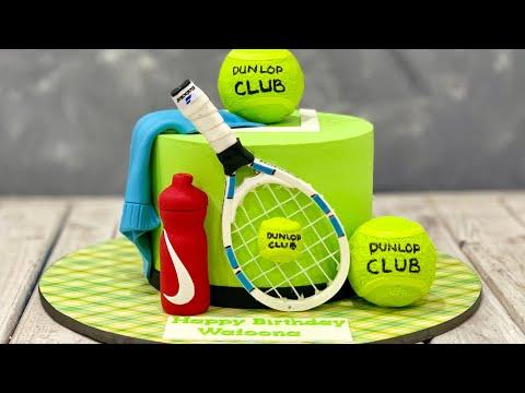 Tennis Cake | Tennis Racket Cake