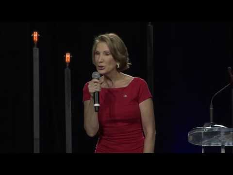 Carly Fiorina - Western Conservative Summit 2016