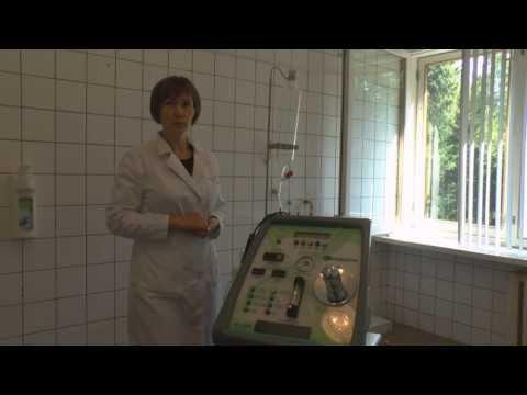 Гидроколонотерапия в Центре реабилитации УДП РФ