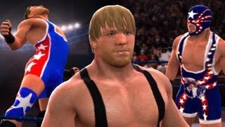 WWE '13 Community Showcase: Jack Swagger (Xbox 360)