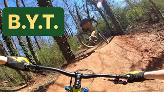 Back Yard Trails New Features and Fun