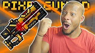 SICK! REFLECTOR IS SUPER OP!!   Pixel Gun 3D