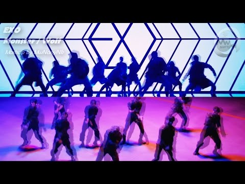 EXO - Monster/Wolf (MashUp)