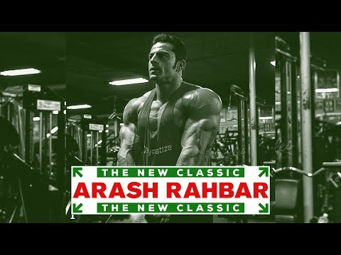 """Episode 3: """"My Body Is A Neverending Project""""   Arash Rahbar: The New Classic"""