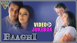 Baaghi Hindi Movie || Video Songs Jukebox || Sanjay Dutt, Manisha Koirala || Eagle Hindi Movies