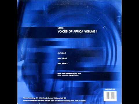 Umek - Voices Of Africa Vol. 3
