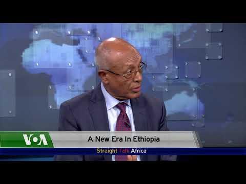 Mengesha On Meeting Ethiopian Prime Minister Abiy Ahmed - Straight Talk Africa