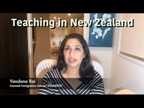 A Guide to Teaching in New Zealand | NZ Teacher Registration | Vandana Rai