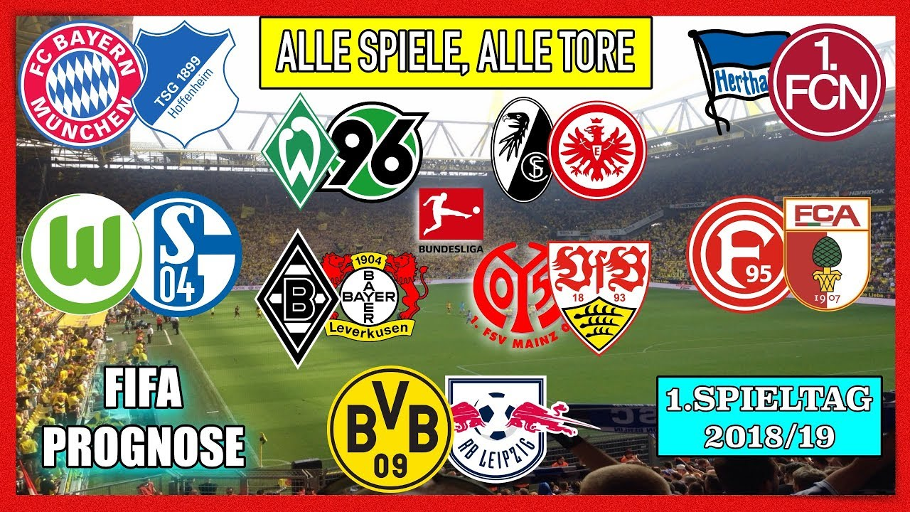 Tipp Prognose 1 Bundesliga