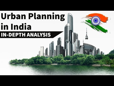 Urban Planning in India - Find out the challenges & solutions for Indian cities