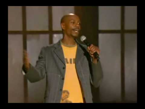 How old is 15 really? Dave Chappelle takes a comical look at society's double standard